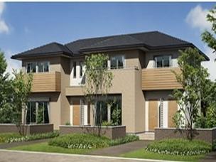 高槻市の賃貸アパート|(仮称)高西町ハイツの外観イメージ