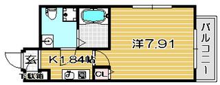 高槻市賃貸マンション セレニテ高槻 間取り.jpg
