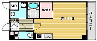 高槻市賃貸マンション シャーメゾンミッド高槻 間取り.jpg