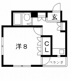 高槻市 マンション セントコージア城北 間取り図面.jpg