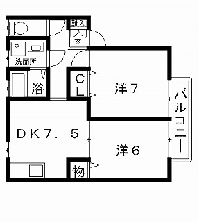 高槻市賃貸アパート ソフィア 間取り図面.jpg
