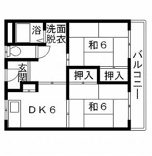 高槻市賃貸マンション マンショングレース 間取り図面.jpg