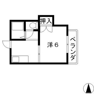高槻市 賃貸マンション 明田町 ハイツエリート 間取_t.jpg