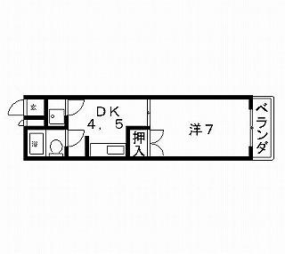 高槻市賃貸アパート ネムノ木ハイツ 間取り図面.jpg