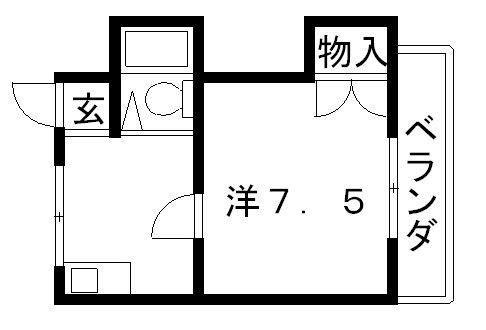 高槻市賃貸マンション・サンペリエ出丸町NO2.jpg