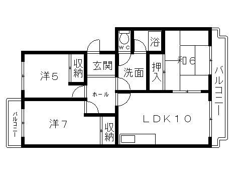 高槻市賃貸マンション・フレア北島NO2.jpg