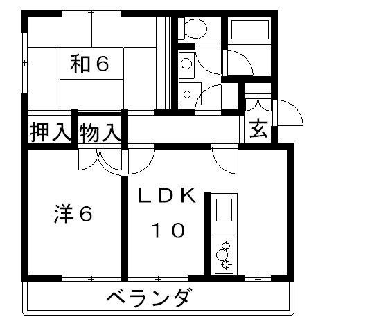 高槻市賃貸マンション・松原マンションNO2.jpg