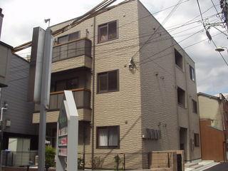 高槻市賃貸住宅アパート タウンコートKS 外観.JPG