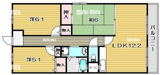 アソシアード高槻|間取カラー.jpg