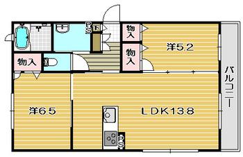 高槻市シャーメゾン新築賃貸 2LDK.jpg