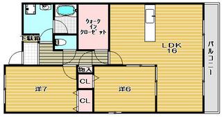 高槻市賃貸マンション カーサグランデ 間取.jpg