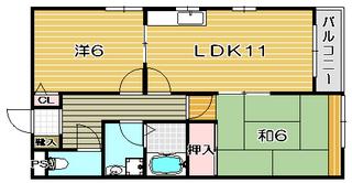高槻市賃貸マンション コルベーユ古曽部|間取.jpg