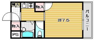 高槻市賃貸マンション トレンディア松原 間取り.jpg