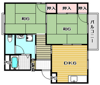 高槻市賃貸アパート パストラル22 間取り図.jpg