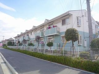 高槻市賃貸アパート メゾンドリーム|外観写真.jpg