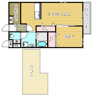仮称)如是町アパート201 カラー.jpg