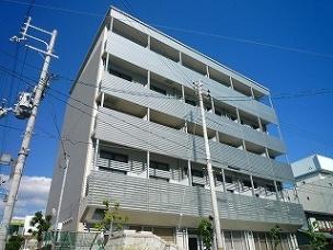 高槻市賃貸マンション|アビタ細川たかつきの外観