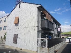 高槻市賃貸アパート パストラル22|外観.jpg