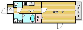 高槻市賃貸マンション 梅桃館(ゆすらうめかん)|間取.jpg