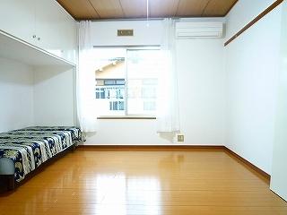 岩井ハイツ203号室 高槻市の賃貸アパート