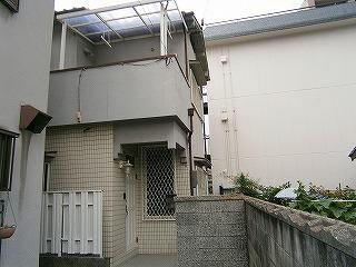 上田辺町一戸建|外観写真