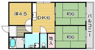 高槻市賃貸マンション ヴィラ高槻 間取り.jpg