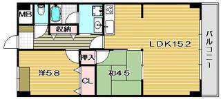 高槻市賃貸マンション|新築|宮野町マンションの間取