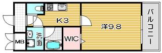 カンナビーノ 1K 間取り.jpg
