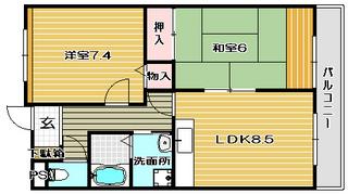 高槻市賃貸マンション カンナビ高山|間取.jpg